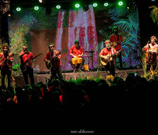 Demonio Paraguayo - Los Tabaleros
