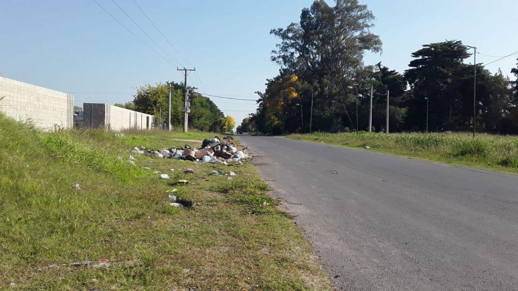 Crece la cantidad de basura en las veredas de La Plata