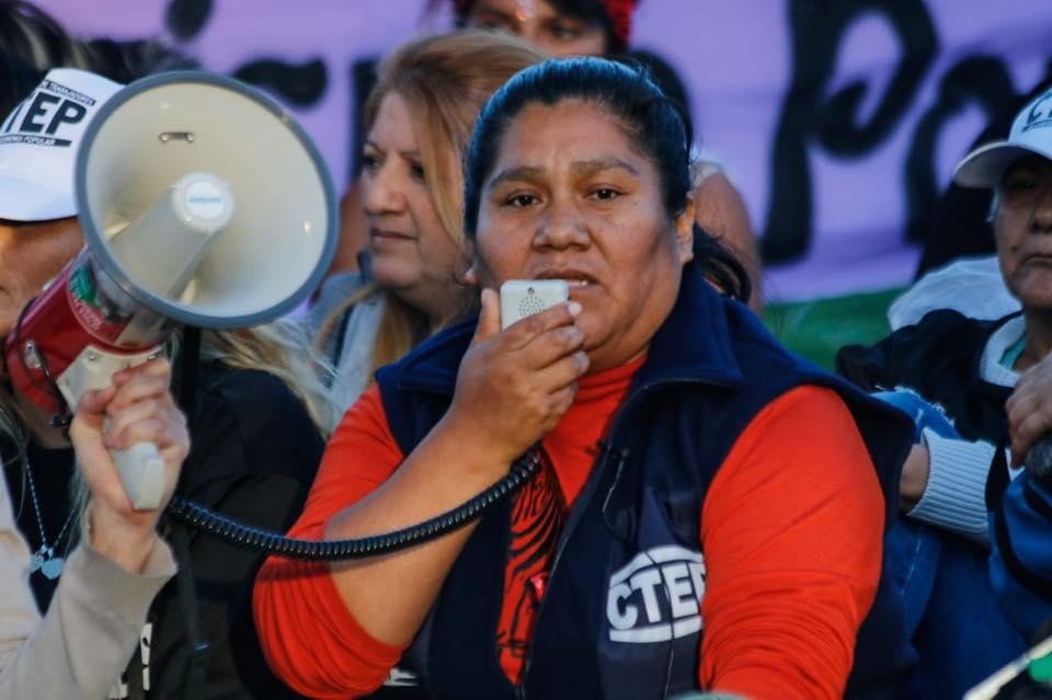 Scretaría de Género y diversidad de la UTEP reclama Emergencia en Violencia de Género ante la Pandemia