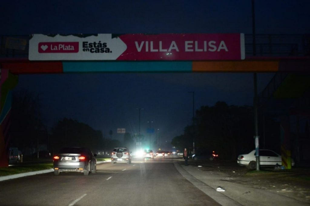 Cortes de luz en La Plata