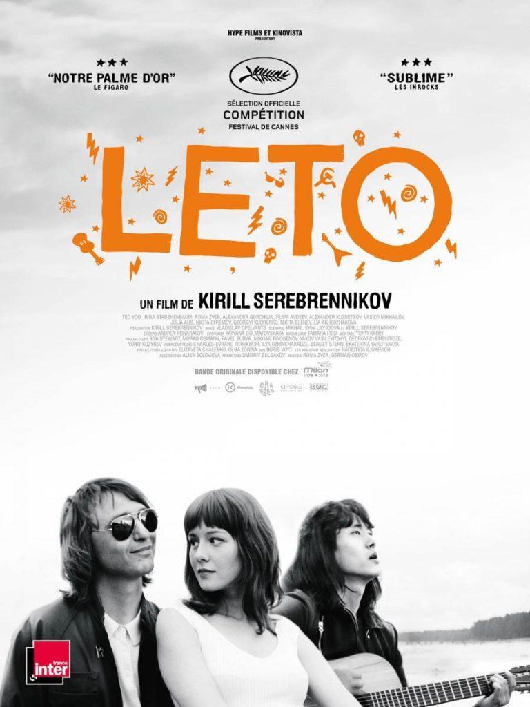 5 películas de rock. Leto, rock en Rusia