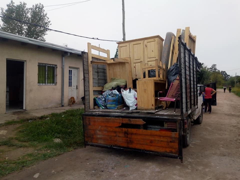 Se podrán realizar mudanzas en La Plata
