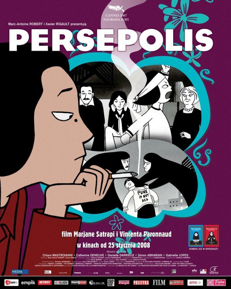 Yuliana Fuentes Fuguet - persepolis