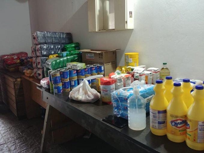 Iris y Villa Lenci redoblan esfuerzos contra el hambre