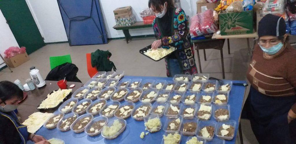 El Triunfo: Por brote de COVID-19 suspenden ollas populares y temen por la alimentación de la comunidad