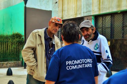 El Barrio Cuida al Barrio desembarca en La Plata