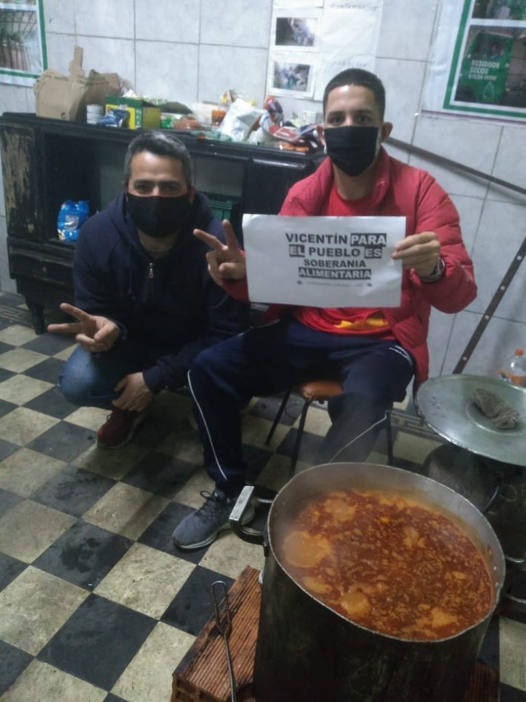 "Comité Popular de Abasto: ""Garro se lava las manos"""