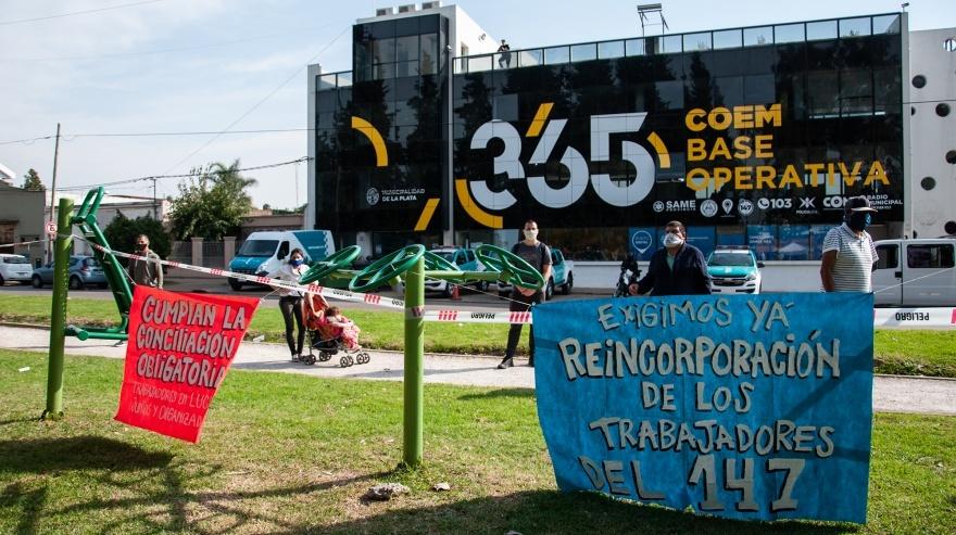 La Justicia ordena a Garro reincorporar trabajadores despedidos