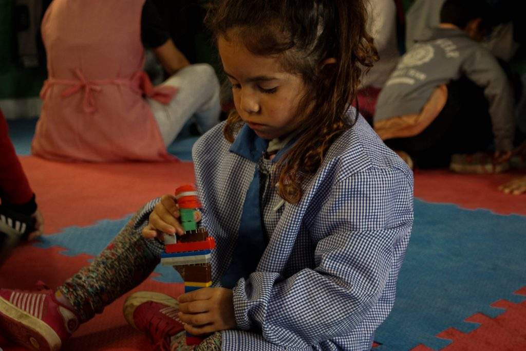 """Día del niño : """"Jugar es un derecho"""""""