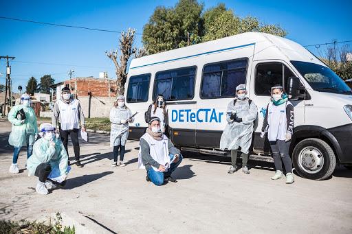 El Operativo DETECTAR  desembarcó en La Plata