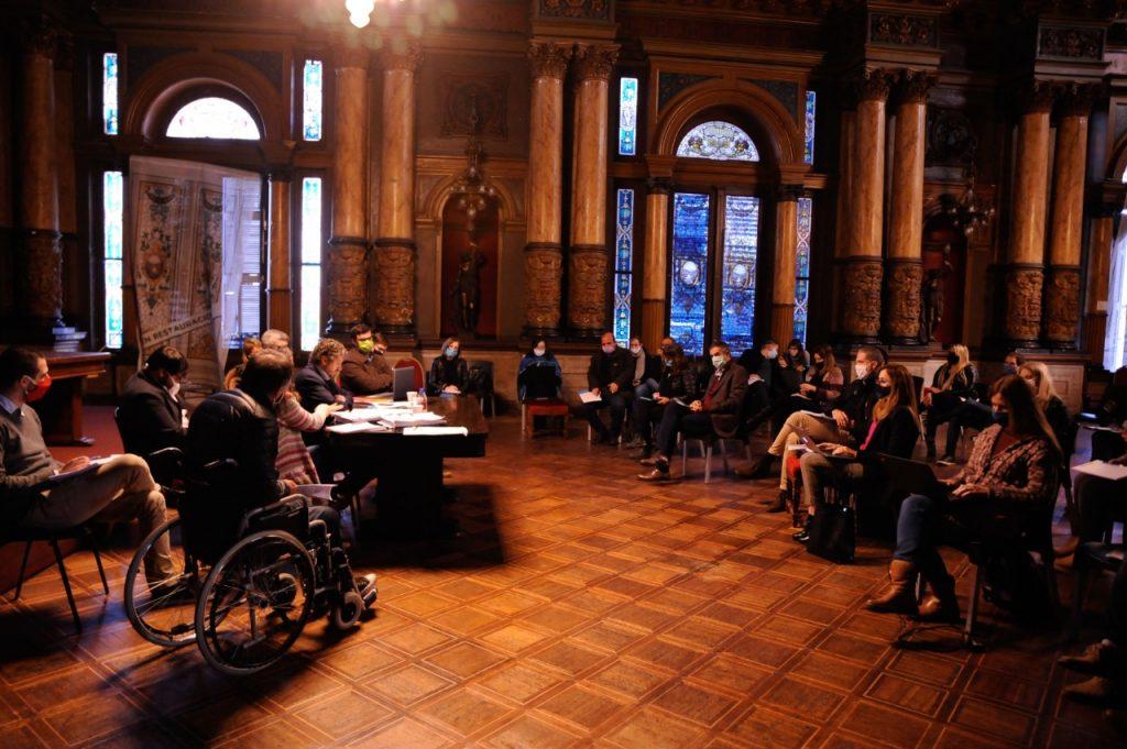 El Concejo Deliberante trata la Rendición de Cuentas 2019