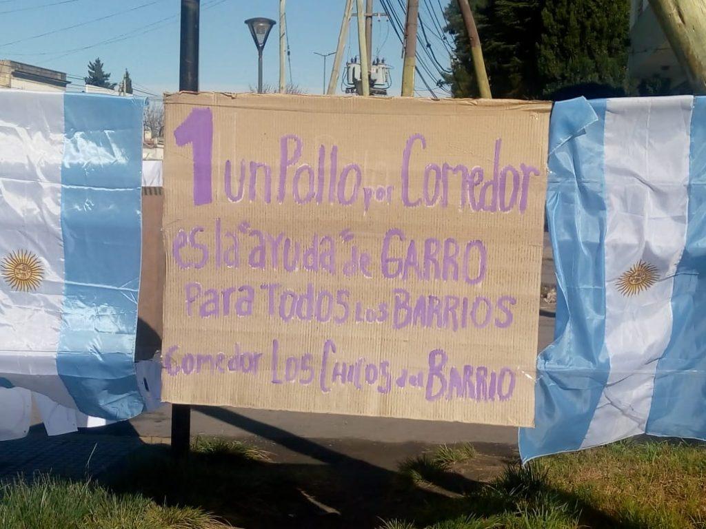 Polémica: Garro desconoce $20.000.000 otorgados por Nación