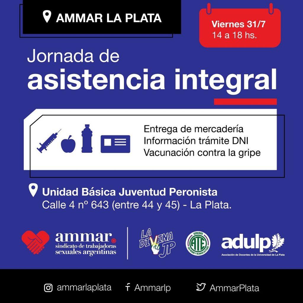 Asistencia Integral por AMMAR