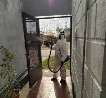 Desinfectaron el Centro de Salud Tekó Porá tras primer caso de Covid-19