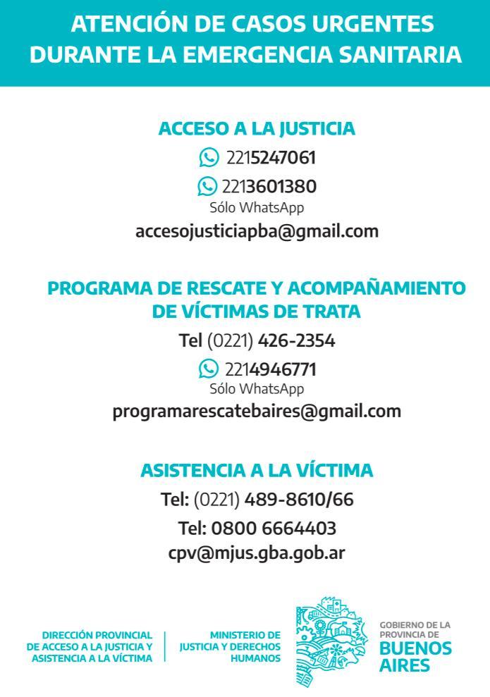Centro de Acceso a la Justicia estuvo presente en Pantalón Cortito