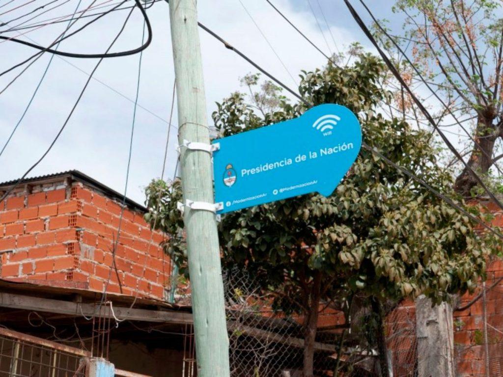 Internet para barrios populares
