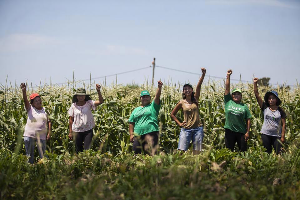 La Cátedra Libre de Soberanía Alimentaria llegó a Raíces