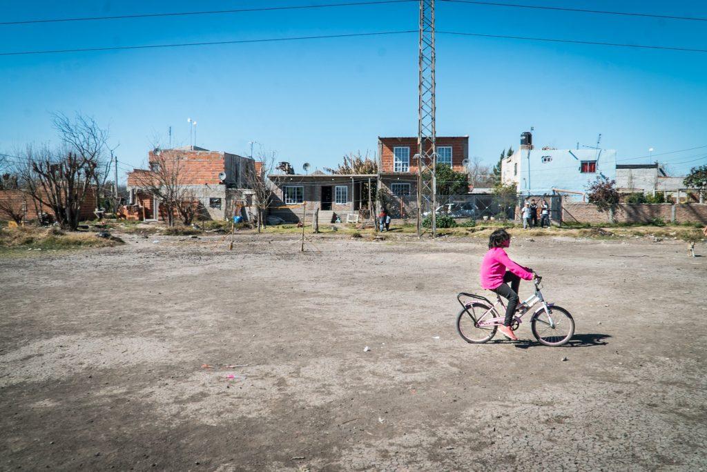 """Federico Fagioli: """"No incentivamos la toma de tierra, porque sabemos lo que se sufre"""""""