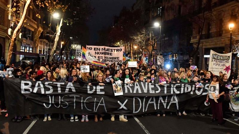 "Nuevo intento de transfemicidio en la ""Zona Roja"" de La Plata"
