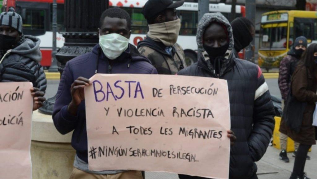 comunidad senegalesa
