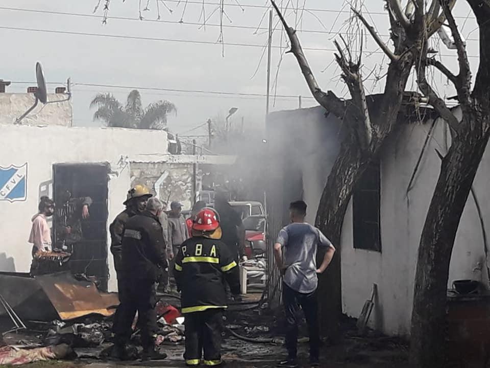 Villa Lenci se recupera tras el incendio de sus instalaciones