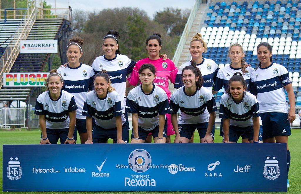 """Ana Rolón: """"El deporte femenino viene rompiendo barreras"""""""