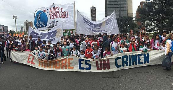 Las Organizaciones de lxs Chicxs del Pueblo