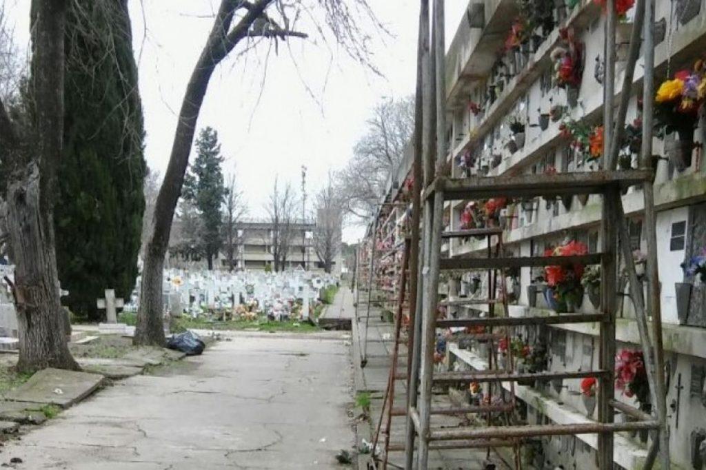 Reabre el cementerio de La Plata