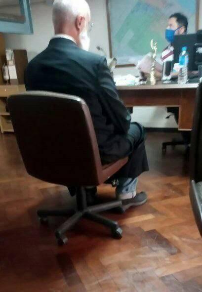 """SIDDERS DETENIDO: """"UN GRAN PASO EN LA LUCHA CONTRA LOS ABUSOS SEXUALES ECLESIÁSTICOS"""""""