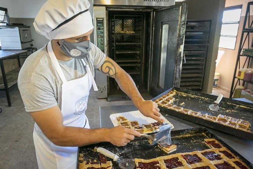 La Obra del Padre Cajade reinaugura su panadería