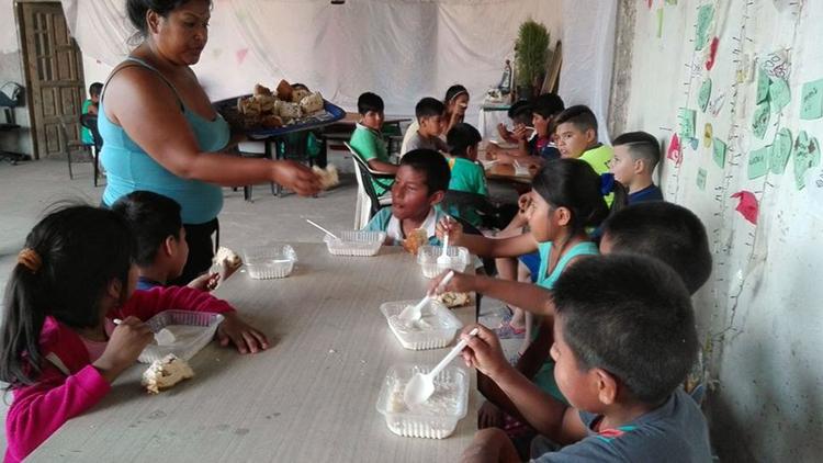 El Municipio amenaza con cortar la asistencia alimentaria