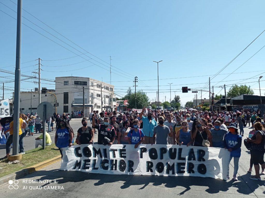 cortes en Romero y otros barrios