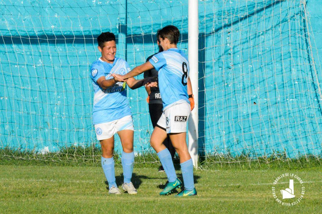 Fútbol Femenino: Comenzó la copa preparación