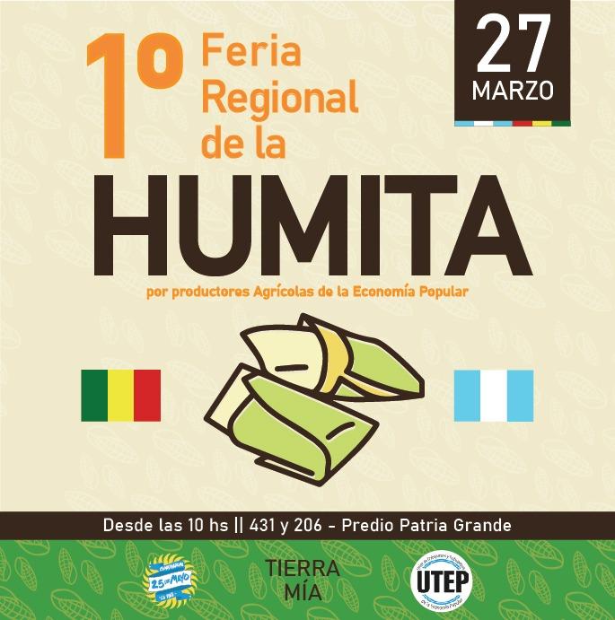 Se viene la 1º Feria Regional de la Humita en la región