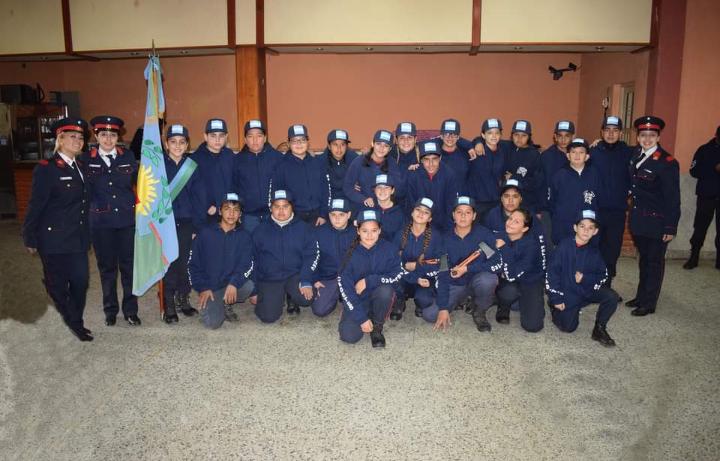Bomberos Voluntarios en El Peligro