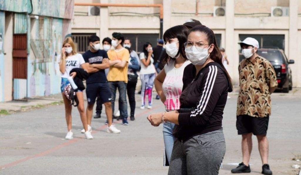Coronavirus: situación crítica en la ciudad