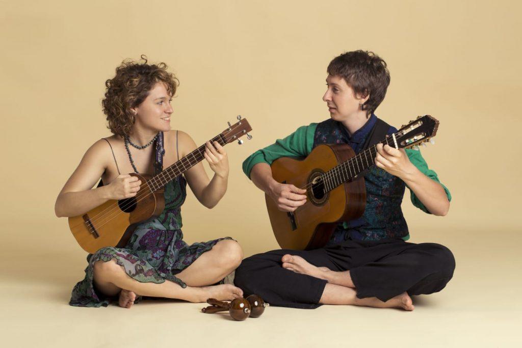 Agua Madera: grupo musical que te hace viajar