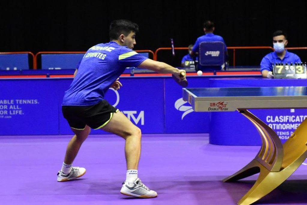 Tenis de mesa: Horacio Cifuentes rumbo a Tokio