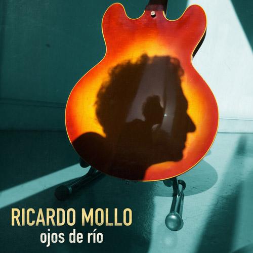 """Ricardo Mollo presentó """"Ojos de Río"""""""