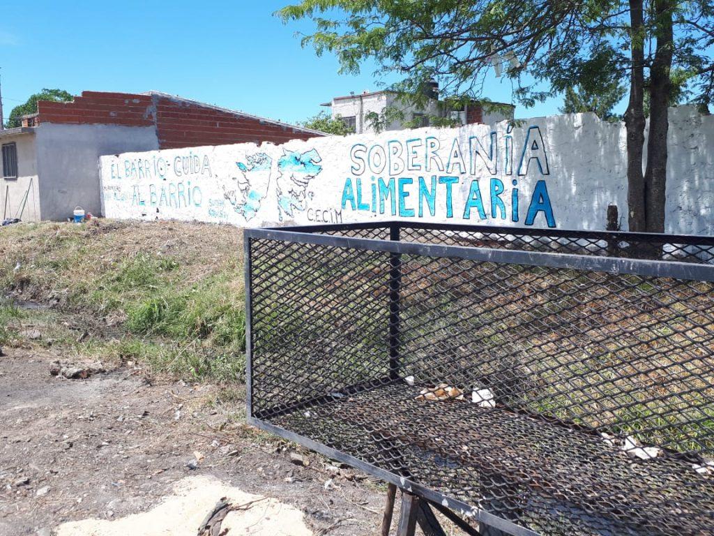 Barrio Malvinas: denuncian abandono municipal