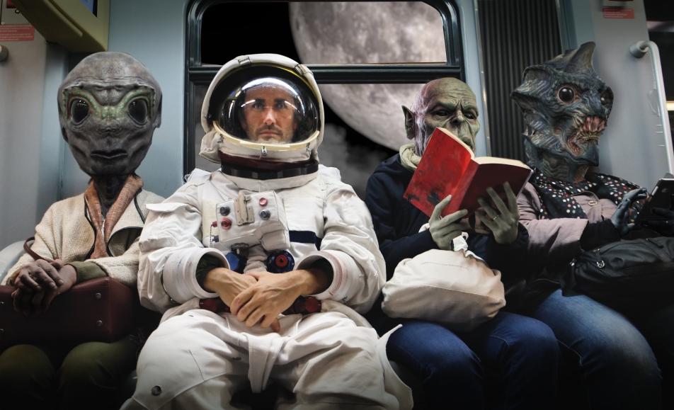 Fantástica 'ciencia ficción'