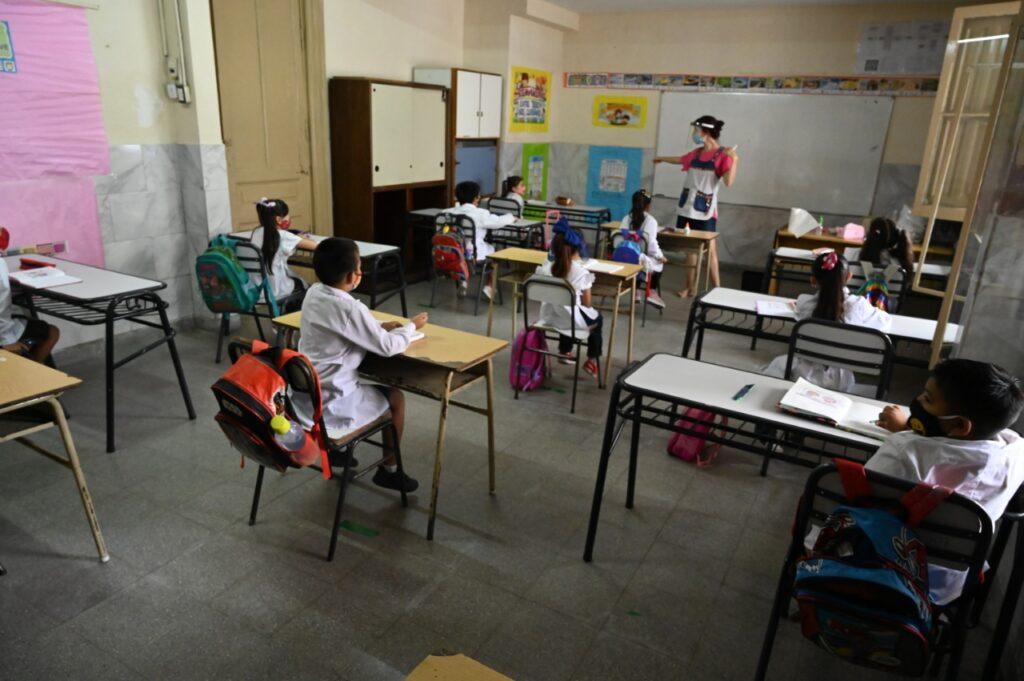 Escuela San Martín no retoma la presencialidad por falta de calefacción